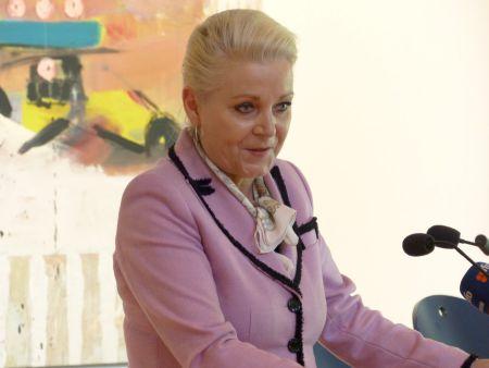 Grußwort der Oberbürgermeisterin der Stadt Rosenheim Gabriele Bauer